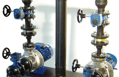 Colector bombeo agua potable galer a de productos - Tuberia agua potable ...
